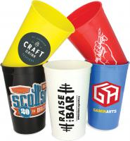 REUSABLE STADIUM CUPS E103703