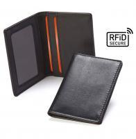 SANDRINGHAM NAPPA LEATHER RFID CARD CASE E1010709