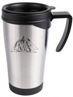 STAINLESS STEEL THERMO TRAVEL MUG E104206