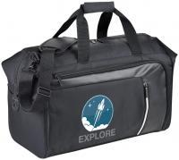 VAULT 19 TRAVEL DUFFEL BAG WITH RFID SECURE POCKET E1010107