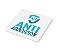 Antimicrobial Standard Square Coaster