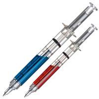 """Plastic ball pen """"Syringe 1"""""""
