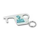 Antimicrobial Hygiene Hook Keyring