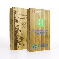 Small Bamboo Block Award - British Made