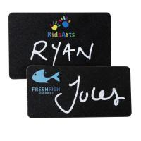 Reusable Blackboard Name Badges - British Made