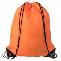 Drawstring Sports Bag - Orange