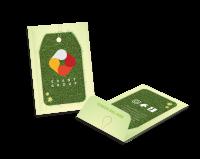 Seed Envelope Kraft Medium - British Made