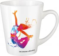 SENATOR PICS COSMOS Stoneware mug.