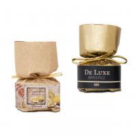 Bath fizzie Vanilla - DeLuxe Gold