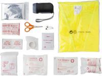 Car first aid kit.