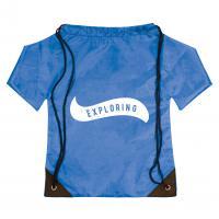 Nylon backpack T-shirt