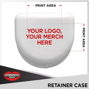 1. Retainer cases: BPA Free – Matt Finish Surface