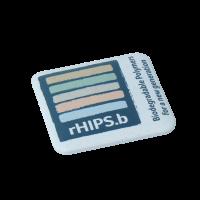rHIPS.B DBASE Badge 37mm Circular
