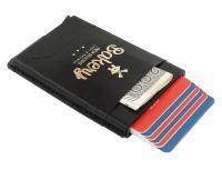 HOLBORN PU RFID CARD SLIDER WALLET  E1110103