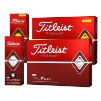 TITLEIST NEW TRUFEEL GOLF BALLS  E1110803