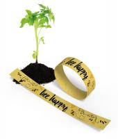 SEEDED PAPER WRISTBAND E1113804