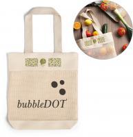 MUMBAI. 100% Cotton Bag E119408