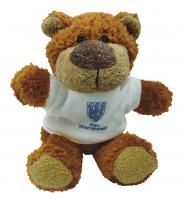 BUSTER BEAR WITH WHITE T SHIRT 8 inch E1115307
