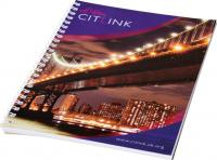 DESK-MATE® WIRE-O A5 NOTEBOOK 50 PAGES E116704