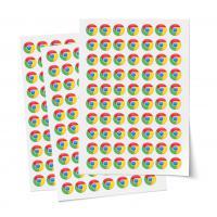 Sticker - window - recyclable - non pvc
