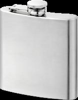 Silvertex Hip Flask (Laser Engraving)