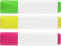 Hauser Glow Highlighter Display Wallet (Plain Stock Only)