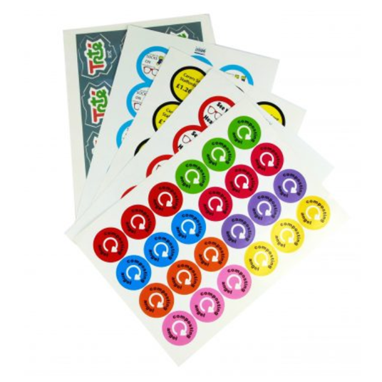 Stickers & Display Items