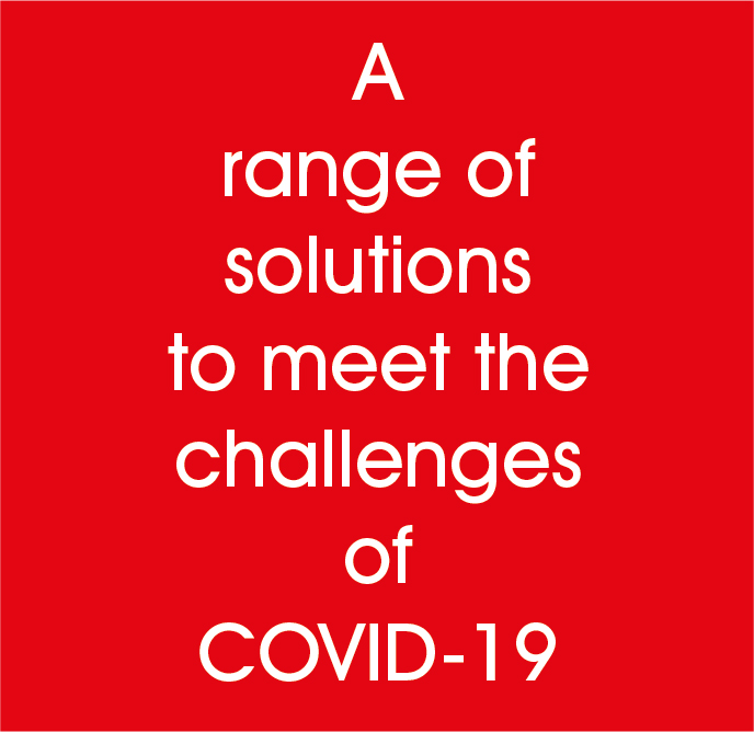 Meet the challenges of COVID-19