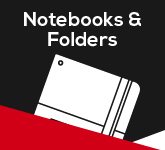 Promotional Notebooks & Folders