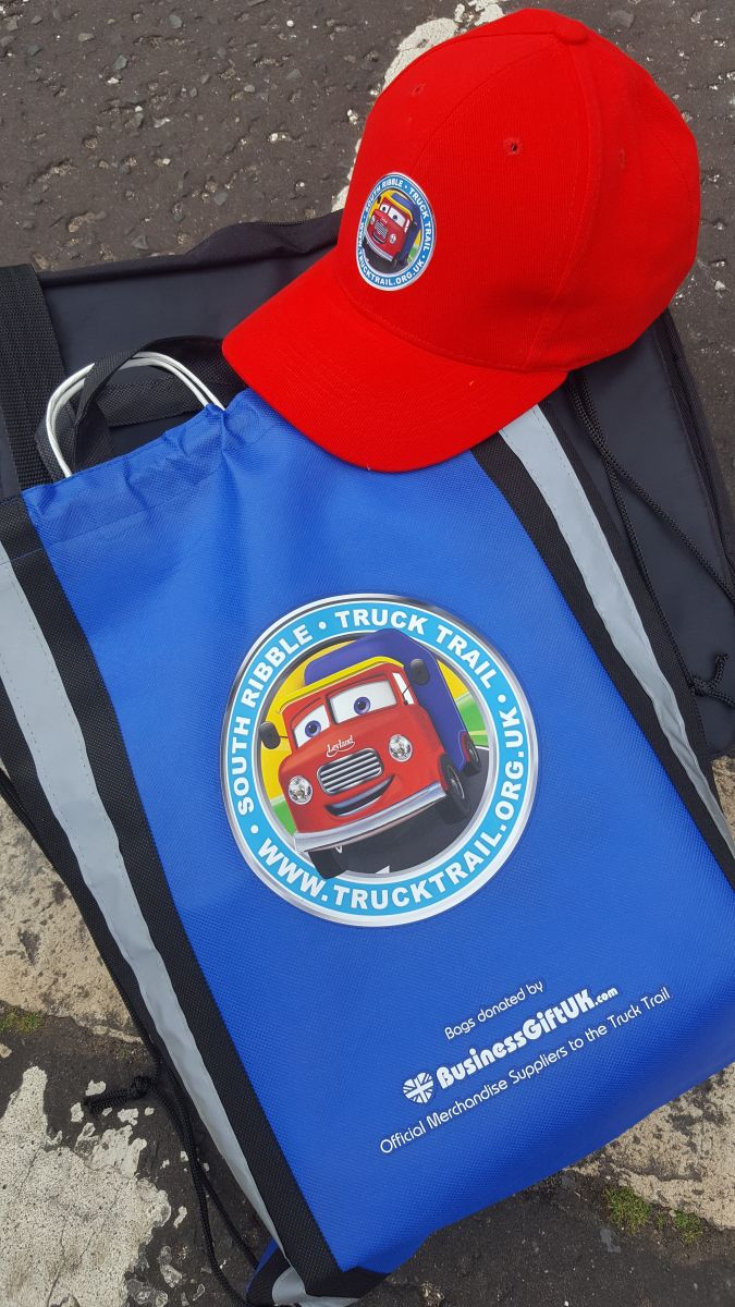 Truck Trail merchandise
