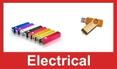 View The BusinessGiftUK USB & Electrical Range