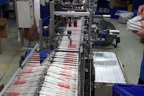 Specialist pen printing equipment
