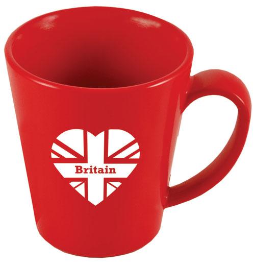 Virtual mug branding image